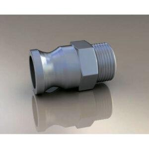 Camlock соединение для раствороподающих рукавов 35 мм с резьбой
