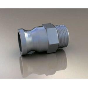 Camlock соединение для раствороподающих рукавов 50 мм с резьбой
