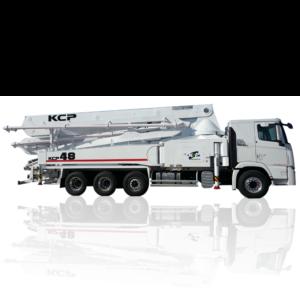 Автобетононасос KCP48ZX170