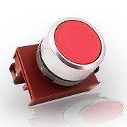 Кнопка красная с подсветкой М22 4А