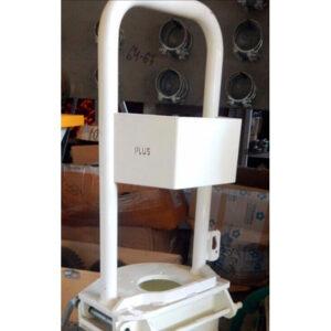 Защита (площадка) мотор редуктора штукатурной станции