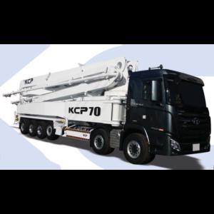 Автобетононасос KCP70ZS170