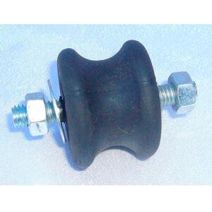 Гаситель вибрации мотора торкрет установки