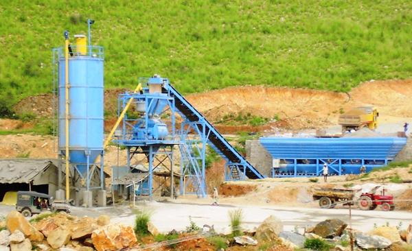 mobilnyy betonnyy zavod grand aquarius mp 60 2 - Мобильный бетонный завод Grand Aquarius MP 60