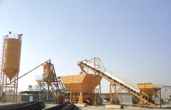 mobilnyy betonnyy zavod grand aquarius mp 60 600x387 - Мобильный бетонный завод Grand Aquarius MP 60