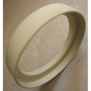 Кольцо 230 мм шиберное Putzmeister