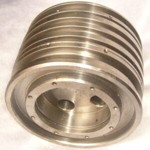Поршень гидроцилиндра 2100-130/80 мм Putzmeister