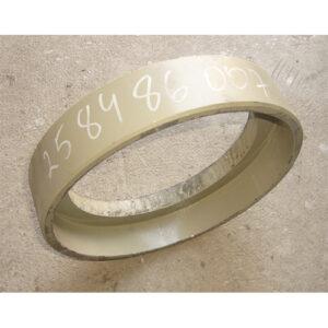 Кольцо 200 мм шиберное Putzmeister BRF