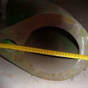 Колено откидное 180 мм Schwing
