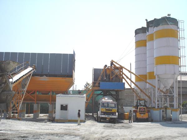 statsionarnyy betonnyy zavod grand aquarius sp 60 70 3 - Стационарный бетонный завод Grand Aquarius SP 60